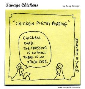 chickenreading