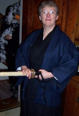 Samurai Sue