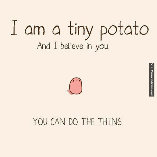 Funnya-tiny-potato