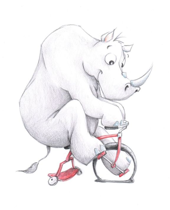rhinocercyclist